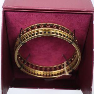 Lucky Brand Gold Bracelets (Set of 2)